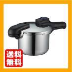ショッピング圧力鍋 パール金属 圧力鍋 3.5L IH対応 3層底 切り替え式 レシピ付 クイックエコ H-5040