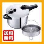 ショッピング圧力鍋 ティファール 圧力鍋 片手鍋 「セキュア」 6L P2500742