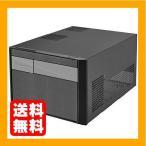 SilverStone SUGOシリーズ マイクロATX対応キューブ型PCケース ブラック SST-SG11B