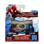 マーベル  シリーズ56/ダメージ スパイダーマン&エレクトロ ミニメイツ 2-パック