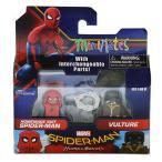 マーベル/スパイダーマン ホームカミング/ スパイダーマン(ホームメイドスーツ版)&ヴァルチャー 2-パック