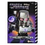 トランスフォーマー メガトロン Kids logic Mecha Nation MN-003 アクションフィギュア