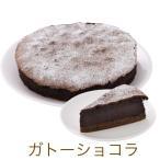 誕生日ケーキ バースデーケーキ ガトーショコラ チョコレートケーキ 7号 21.0cm 約620g 選べる ホール or カット