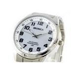 ★ ブロニカ BRONICA 腕時計 BR-810M-1WH ★