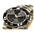 ★ ジョンハリソン クオーツ 電波 ソーラー メンズ 腕時計 JH-024MGB ブラック★  ラッピング可 【送料無料】
