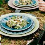 ベーシック ラウンドプレート 21cm 7色 E004【MATEUS(マテュース) スウェーデン】※下に重ねている皿は別売です。