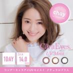 カラコン カラーコンタクト ワンデーキャラアイ ナチュラルプラス 度有 度無 1day Cara Eyes Natural Plus