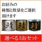 伊藤食品 美味しい鯖 水煮 味噌煮 醤油煮 合計3缶セット(選択可能)