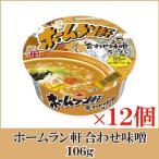 テーブルマーク ホームラン軒 合わせ味噌 106g×【1箱】12個