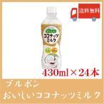 ブルボン おいしいココナッツミルク490ml 24本【1箱】(全国送料無料)
