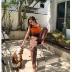 セール SALE ロキシー ROXY  パンツ 【X-GIRL x ROXY】 RETRO BEACH PANTS Pants -Pants