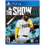 PS4 MLB The Show 21 北米版[新品]