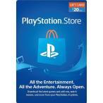 PlayStation NETWORK CARD $20 北米版〈Sony〉