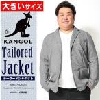 大きいサイズ テーラードジャケット ジャケット メンズ 春 春服 ブレザー グレー ネイビー フォーマル 羽織り 2L 3L 4L 5L ビックサイズ イワショー