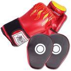 なかちゃん スパーリング 練習セット ボクシング 格闘技 パンチング トレーニング 初心者用