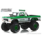1/43 1974 Ford F-250 Monster Truck -  19 GreenLight Racing Team グリーンライト