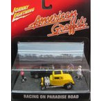 1/64 アメリカン グラフィティ American Graffiti RACING ON PARADISE ROAD JOHNNYLIGHTNING