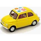 1/43 フィアット Fiat 500 F Giallo (Pantone Yellow C)  Edizione Limitata 200 Pezzi ブルムモデル Zi:L ジール