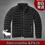 ショッピングアウター アバクロ アウター メンズ 黒/ブラック アバクロ(アバクロンビー&フィッチ Abercrombie & Fitch)