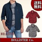 ホリスター ロンT メンズ グレー ホリスター(HOLLISTER)