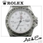 中古美品 ロレックス エクスプローラーII EXPLORER 腕時計/ブランド時計/メンズ/人気/おすすめ/中古/仕上げ済/送料無料