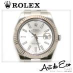 ロレックス ROLEX 腕時計 メンズ デイトジャストII 116334/ブランド時計/メンズ/人気/おすすめ/中古/美品/仕上げ済