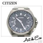 シチズン 腕時計 アテッサ チタン 電波ソーラー H145-T018548/ブランド時計/メンズ/人気/おすすめ/中古/美品