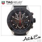 タグホイヤー 腕時計 カレラ キャリバー ホイヤー01 クロノグラフ CAR2A1Z-0/ブランド時計/人気/おすすめ/美品/中古