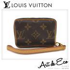 ショッピングルイヴィトン ストラップ ルイヴィトン  LOUIS VUITTON ポーチ モノグラム M58030 ストラップ  ブランド メンズ レディース 人気 おすすめ 中古 美品
