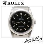 ロレックス ROLEX 腕時計 エクスプローラーI メンズ AT 14270 ブランド時計 人気 おすすめ 中古 美品