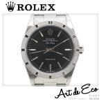 ロレックス ROLEX 腕時計 オイスターパーペチュアル エアキング 14010M P番 ブランド時計 メンズ 人気 おすすめ 中古 美品