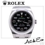 ロレックス 腕時計 エアキング オイスターパーペチュアル 116900 新Jランダム ROLEX ブランド時計 メンズ 人気 おすすめ 中古 美品