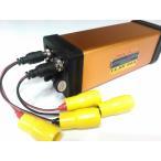 出力二系統  超深海対応 フィッシングキューブ 14.8V 20Ah (Fishing CUBE -W 八洲電業 電動リール用 バッテリー)