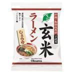 【ケース販売】オーサワのベジ玄米ラーメン(しょうゆ) 112g×20食