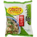【ケース販売】トーエー どんぶり麺・山菜そば 78g×24食