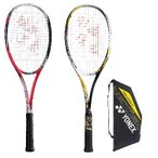 【フレームのみ】 YONEX (ヨネックス) ネクシーガ50V [NXG50V] ソフトテニスラケット ボレープレーヤー 前衛 専用ケース付 【加工費無料】【30%OFF】