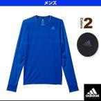 アディダス ランニングウェア(メンズ/ユニ) M Snova リフレクト 長袖 Tシャツ/メンズ(BJR75)
