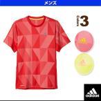 [アディダス テニス・バドミントンウェア(メンズ/ユニ)]MENS CLUB ジャカードTシャツ NEW YORK/メンズ(BPO12)