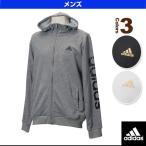 アディダス オールスポーツウェア(メンズ/ユニ) M BIG リニア スウェットパーカージャケット/メンズ(BV984)