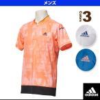 アディダス テニス・バドミントンウェア(メンズ/ユニ) CLUB 総柄 ポロシャツ/メンズ(BXH84)