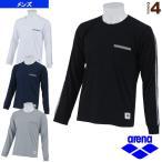 [アリーナ オールスポーツウェア(メンズ/ユニ)]ロングスリーブシャツ/メンズ(ARF-7002)