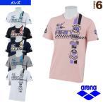 [アリーナ オールスポーツウェア(メンズ/ユニ)]Tシャツ/メンズ(ARFK7118)