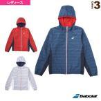 バボラ テニス・バドミントンウェア(レディース) Colorplay Line/カラープレイライン/ヒートナビジャケット/レディース(BAB-4783W)