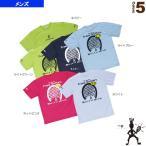 [バルデマッチ テニス・バドミントンウェア(メンズ/ユニ)]Tシャツ/Frame Shotters/フレームショッターズ/メンズ(BM-JM1710)