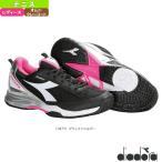 ショッピングディアドラ [ディアドラ テニスシューズ]SPEED PRO EVO 2 W SG/スピードプロ エヴォ 2 SG/レディース(170145A)