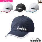 ディアドラ テニスアクセサリ・小物  team pack/W キャップ/レディース(DTA0746)