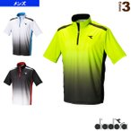 ディアドラ テニス・バドミントンウェア(メンズ/ユニ) TEAM/ゲームシャツ/メンズ(DTG7332)