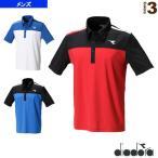 ディアドラ テニス・バドミントンウェア(メンズ/ユニ) TEAM/ゲームシャツ/メンズ(DTG7334)