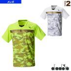 ディアドラ テニス・バドミントンウェア(メンズ/ユニ) EVOコンペティションシャツ/メンズ(DTG7381)
