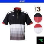 [ディアドラ テニス・バドミントンウェア(メンズ/ユニ)]ゲームシャツ/メンズ(TG6382)